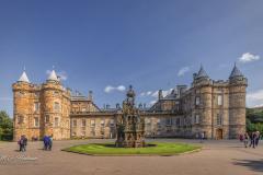 Palace of Holyroodhouse - Edinburgh, Scotland
