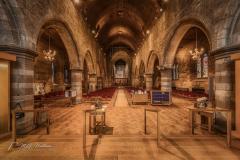 Inside St. John's Kirk - Perth, Schotland (UK)