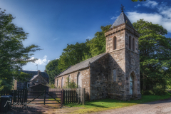 Old Churche of Cray/Clackavoid Blairgowrie (UK)