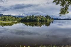 Loch of Lowes, Dunkeld - Scotland (UK)