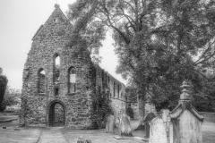 The ruins Beauly Priory - Scotland (UK)