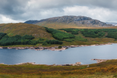 Loch Loyne - Scottish highlands (UK)