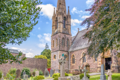 St Andrew's Church - Fort William, Scotland (UK)