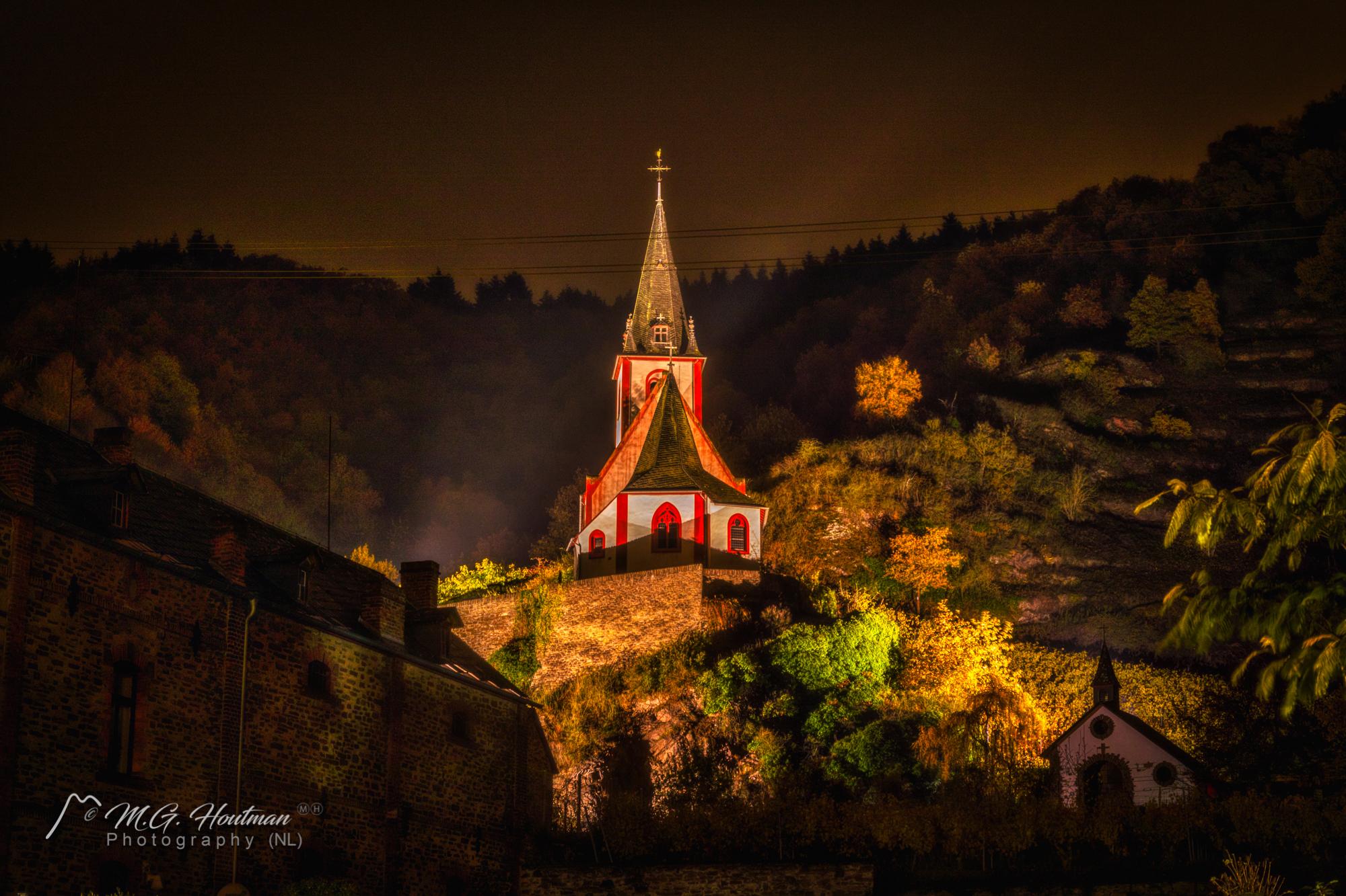 Pfarrkirche St. Johannes - Hatzenport (D)