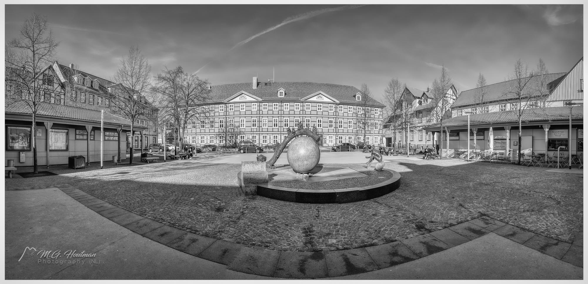 Nicolaiplatz - Wernigerode