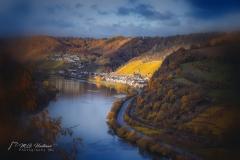 Hatzenport on the Moselle - Germany