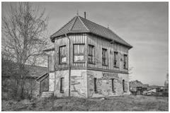 Old trainstation Wernigerode