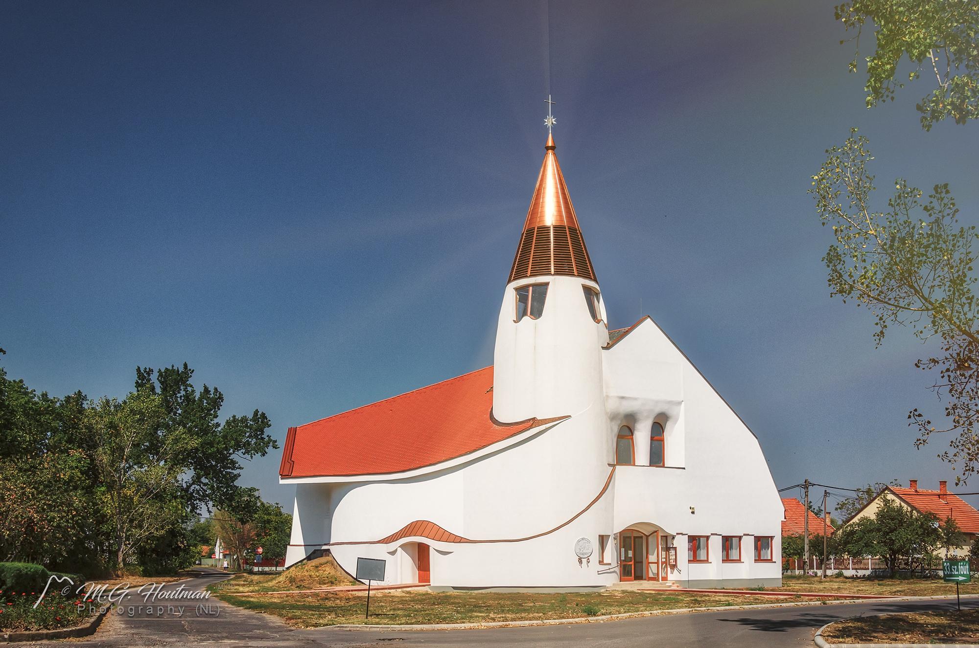Jó Pásztor Ökumenikus Templom - Hortobágy
