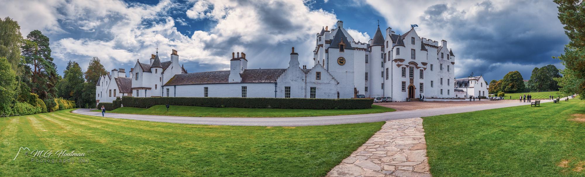 Blair Castle - Scotland (UK)