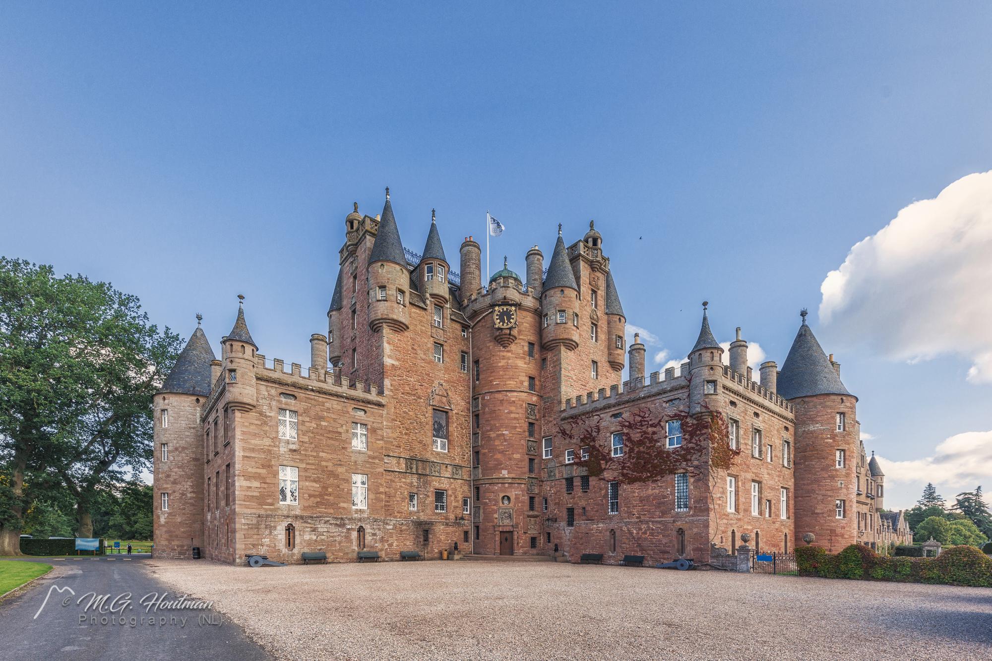 Glamis Castle - Forfar, Schotland (UK)