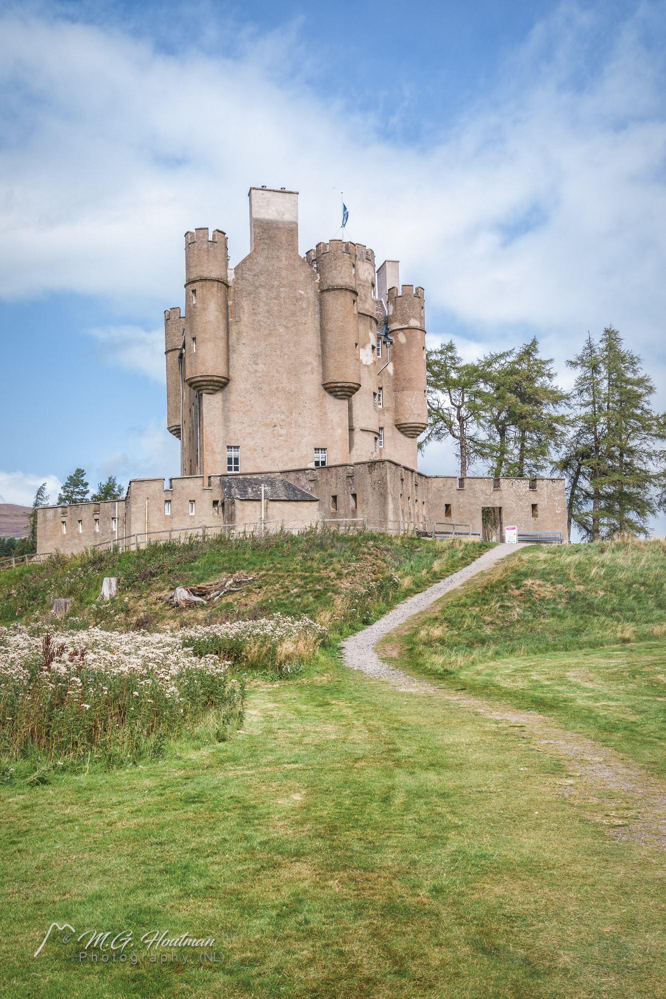 Braemar Castle - Ballater, Scotland (UK)