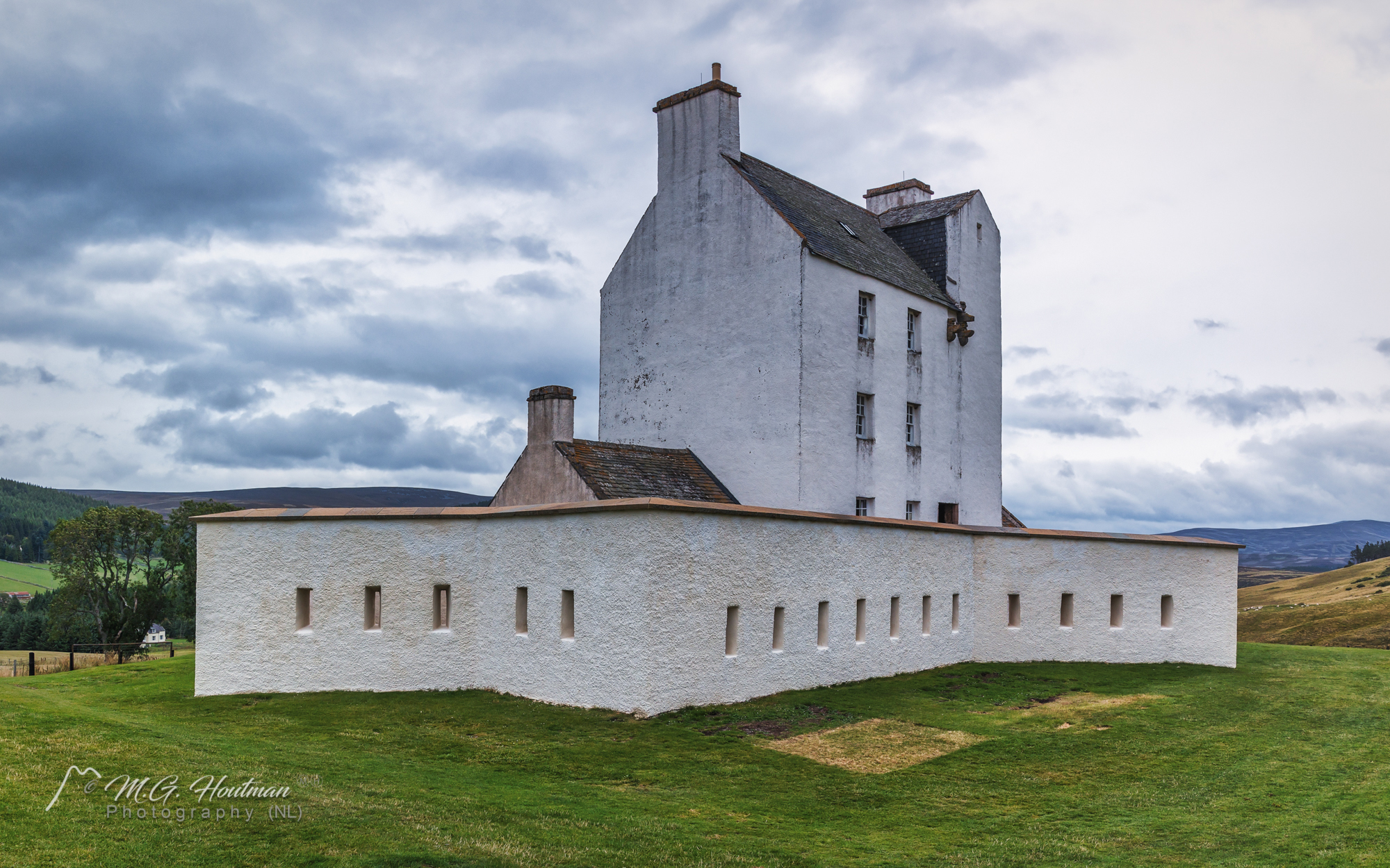 Corgarff Castle - Strathdon, Scotland (UK)