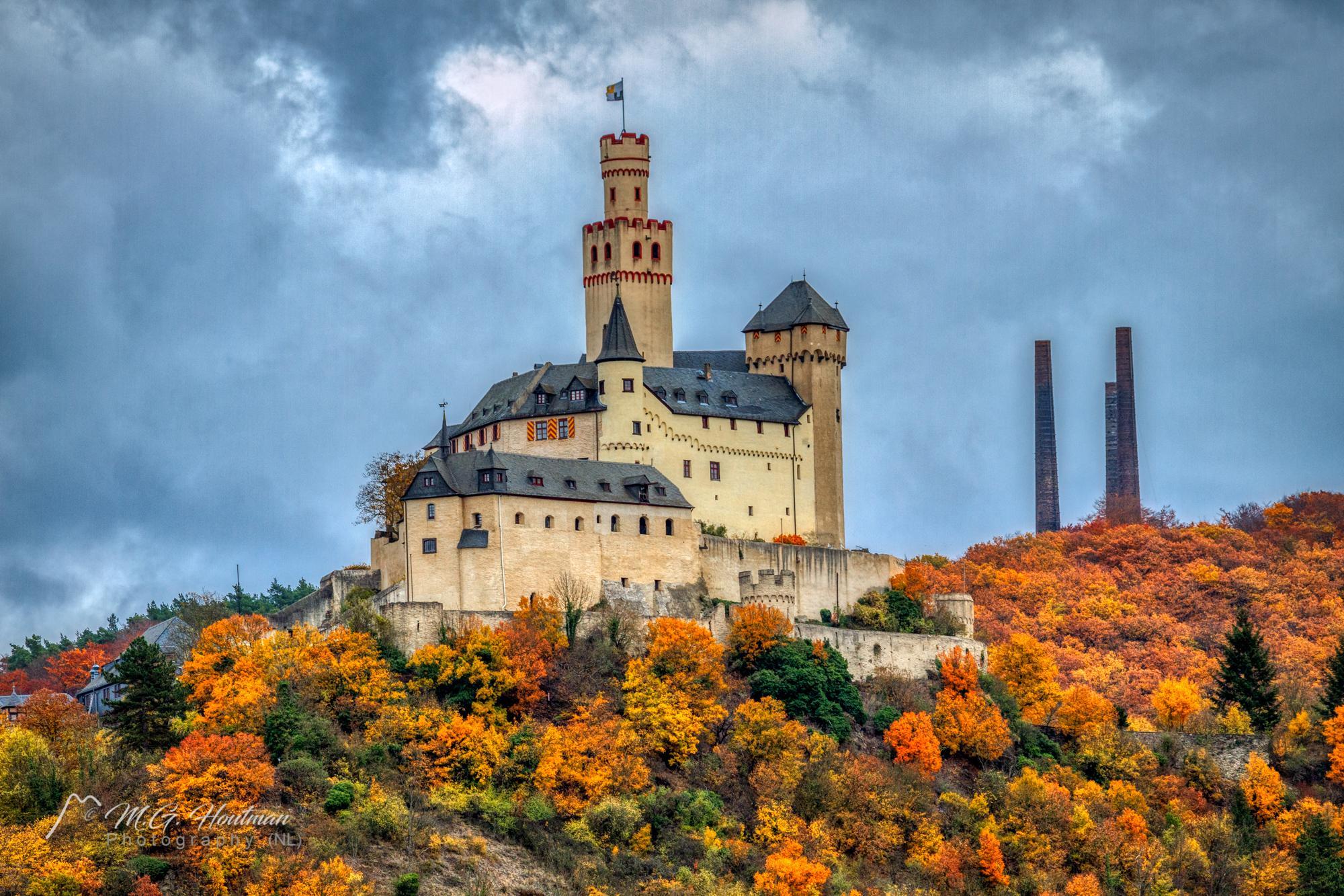 Castle Marksburg (D)