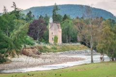 Abergeldie castle - Greystone, Ballater -Scotland