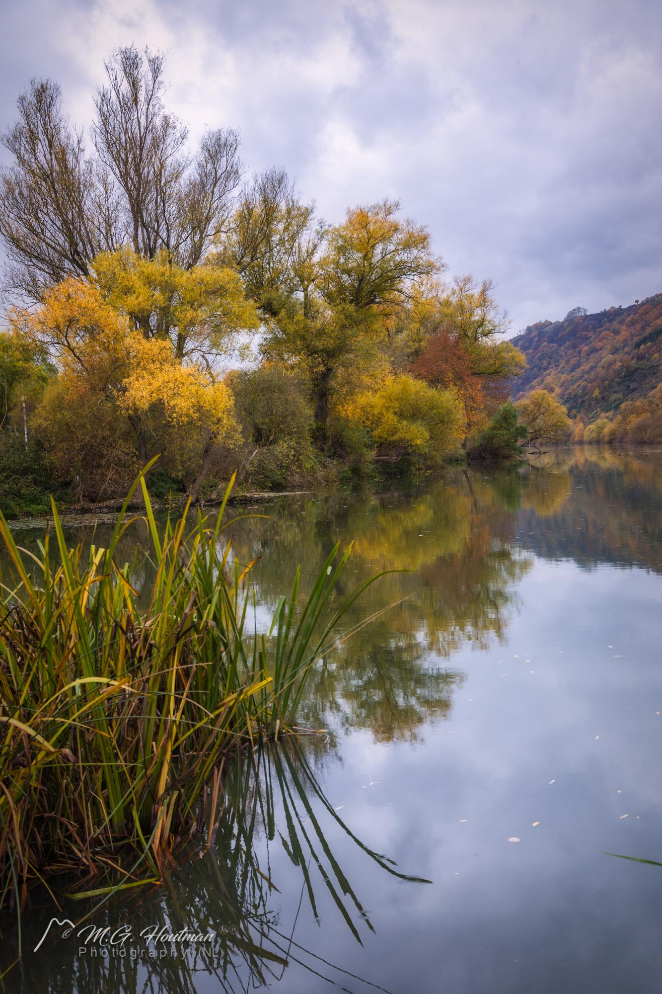 Quiet place along the Moselle (D)