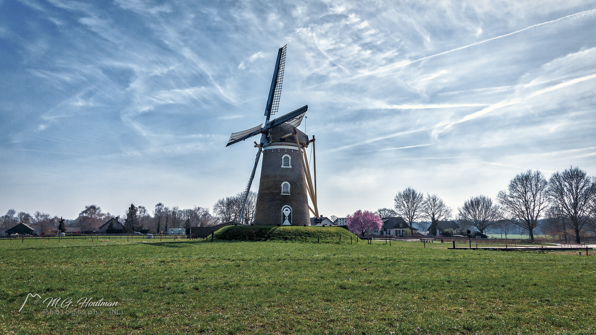De Heimolen, Sint Hubert (gem Mill)