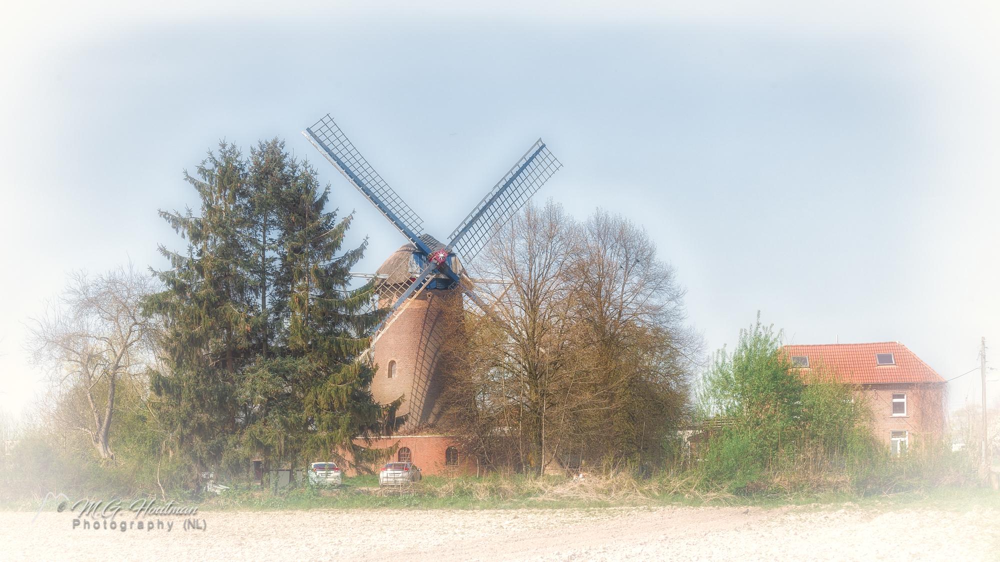 Die Thornsche Mühle/De Thornsche Molen