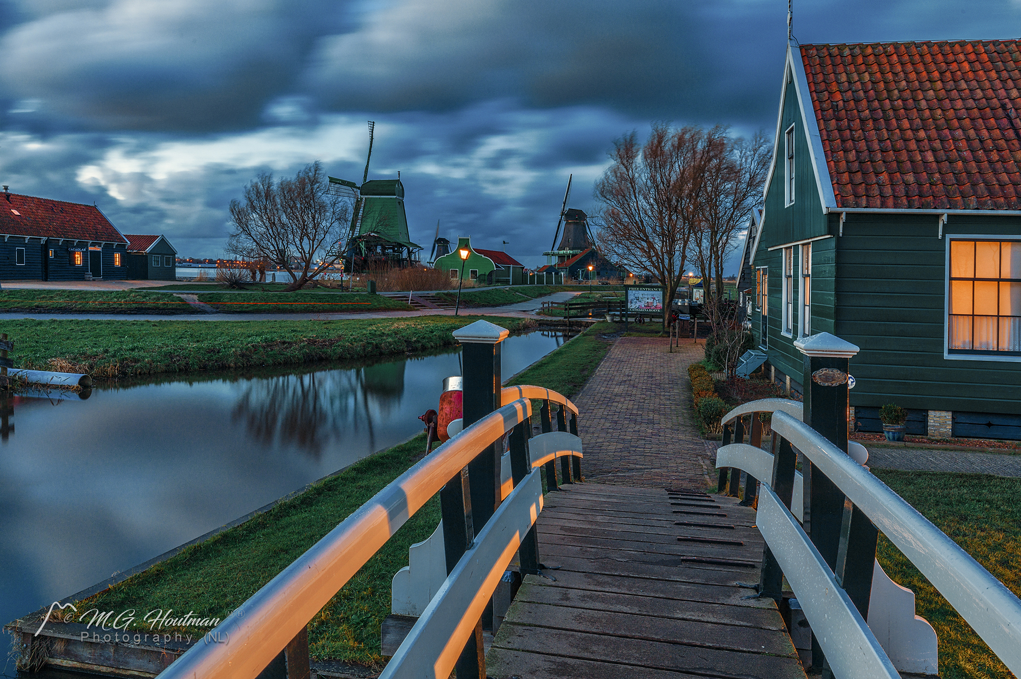 The Old Cheesefarm - Zaanse Schans (NL) versie 2