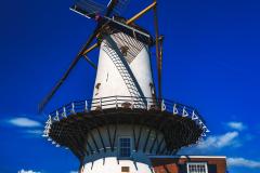 d'Orangemolen - Willemstad (NL)