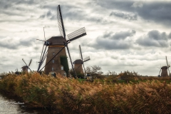 Kinderdijkse Molens (NL)