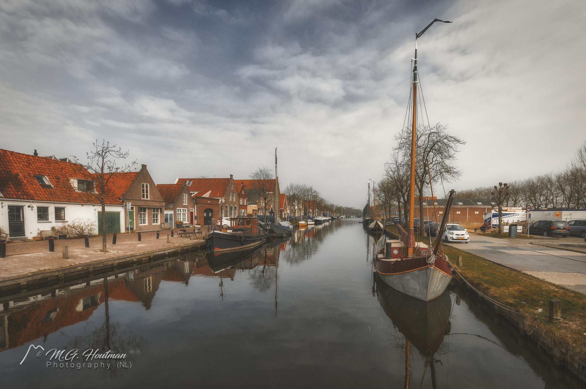 Nieuwe Haven Edam (NL)