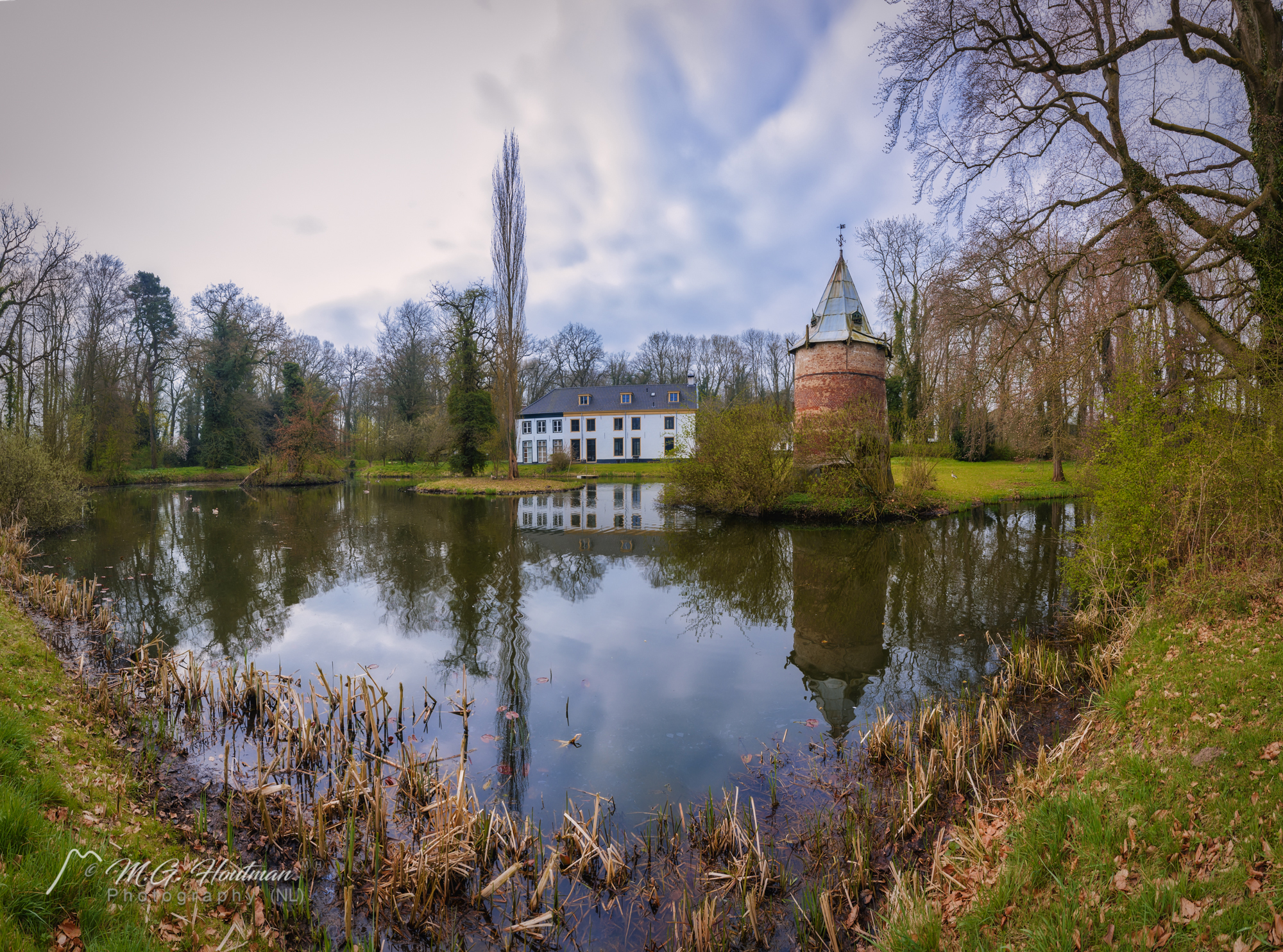 Wickenburgh, voorheen Westenstein, is een voormalig kasteel, nu buitenplaats bij 't Goy, gemeente Houten in de Nederlandse provincie Utrecht.Er bestaan aanwijzingen dat Wickenburgh de opvolger is van een hofstede uit de karolingische tijd, de Westrummerhofstede. Het huis werd gebouwd aan de rand van de Westrummerweijde, dat in de vroege middeleeuwen onderdeel uitmaakte van het gebied Westrum, een nederzetting waaromheen akkers en weidegebieden lagen. Een kaart uit 1641 laat voor het huis een ronde vijver zien met daarin een rond eiland. Op dit eiland zou op een verhoging een in hout opgetrokken hoogmiddeleeuws mottekasteeltje kunnen hebben gestaan.