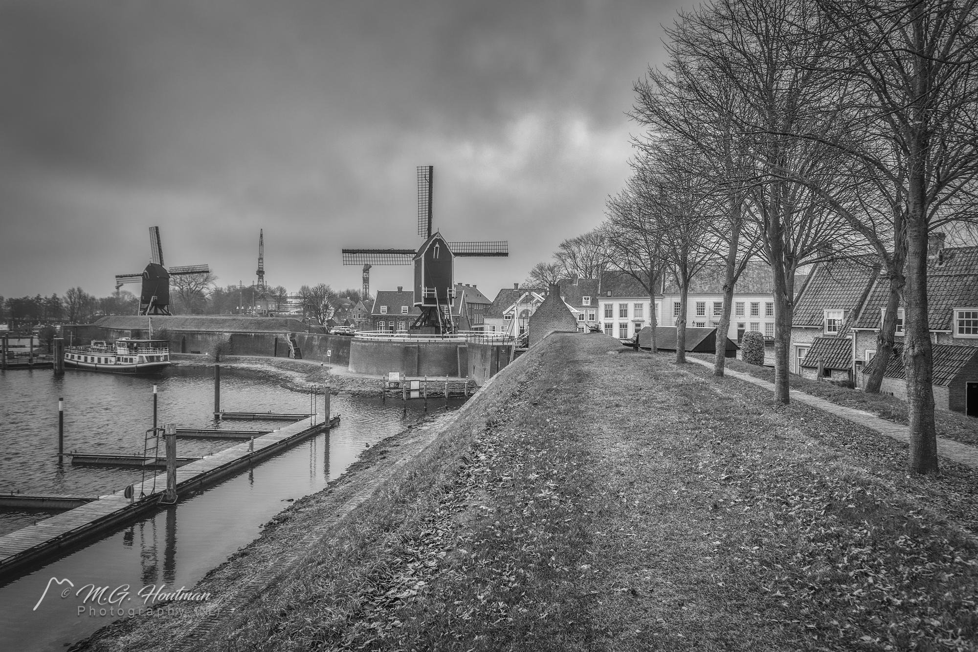 Walmolen I en II, Heusden (NL)