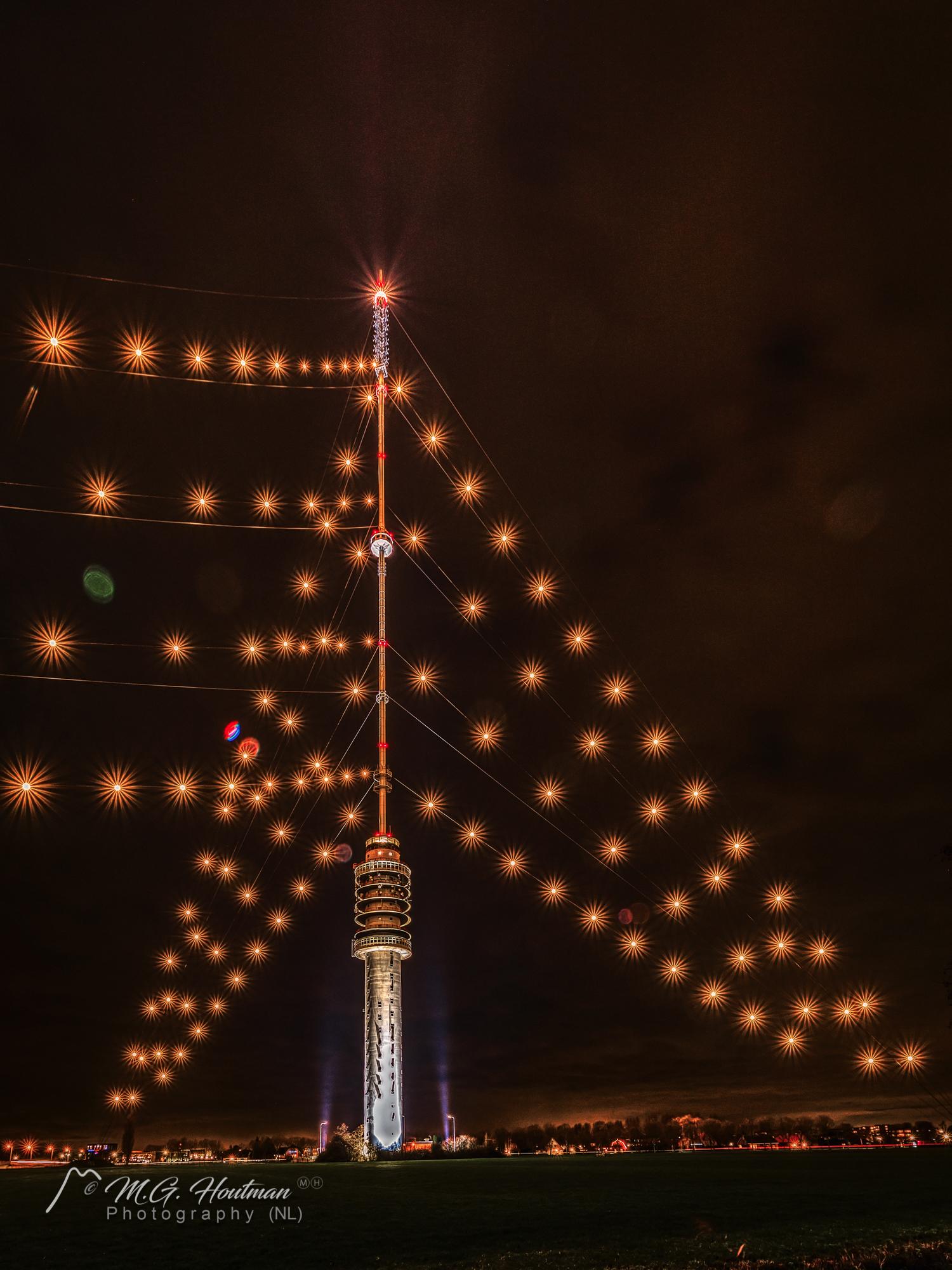 De Gerbrandytoren, ook wel bekend als Zendmast Lopik, is een toren met zendmast in het Nederlandse IJsselstein voor FM-radio- en televisie-uitzendingen. De toren werd op 17 januari 1961 in gebruik genomen en op 9 mei 1961 geopend door koningin Juliana. Met 372 meter is de Gerbrandytoren de hoogste constructie in Nederland.