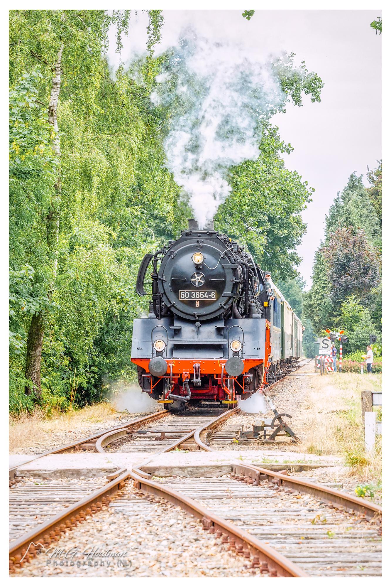 Old Train - VSM
