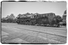 Old steamlocomotives (VSM)