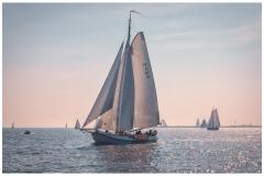 Sailing on the Markermeer (NL)