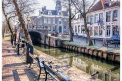Keizersgracht/Spui - Edam (NL)