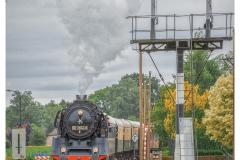 Steam locomotive VSM