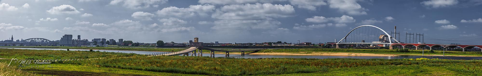 Bridges @ Spiegelwaal - Nijmegen (NL)