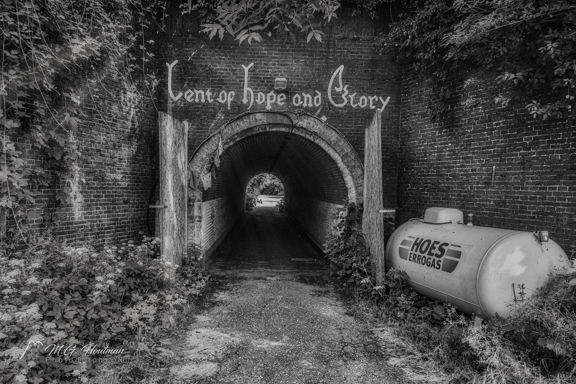 Aan het einde van de tunnel...