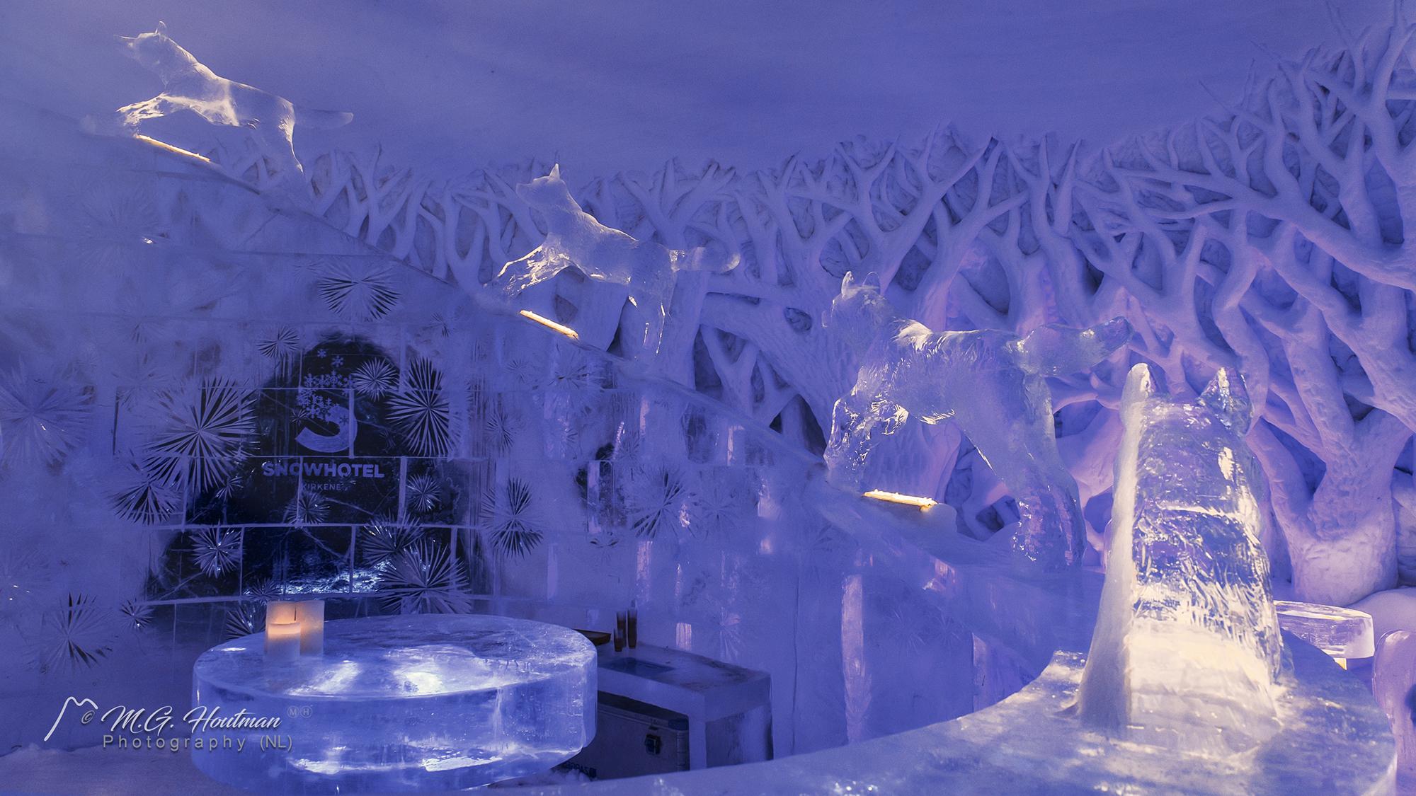 Snowhotel - Kirkenes (NO)