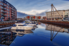 Binnenhaven Trondheim