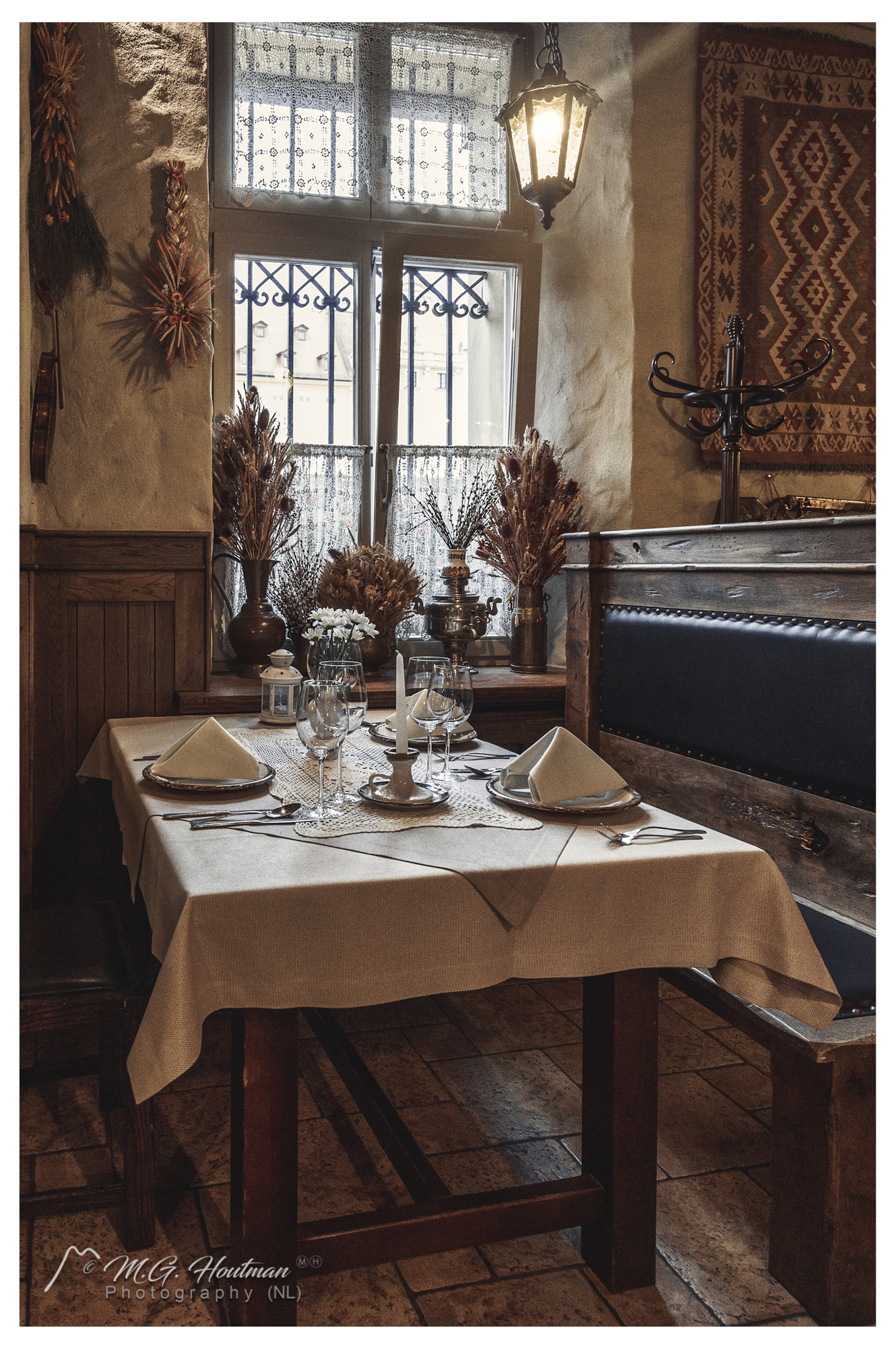 Spheric restaurant (Pod Fredrą)