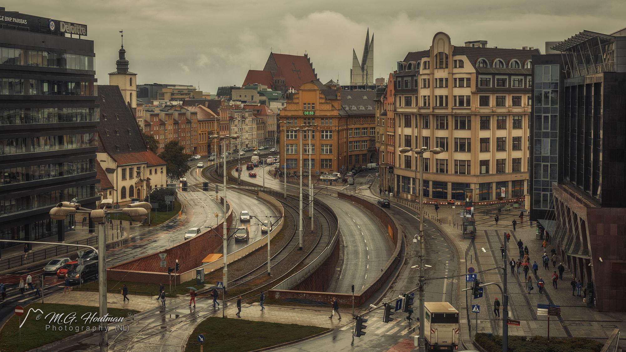 Oławska, Wrocław, Polen