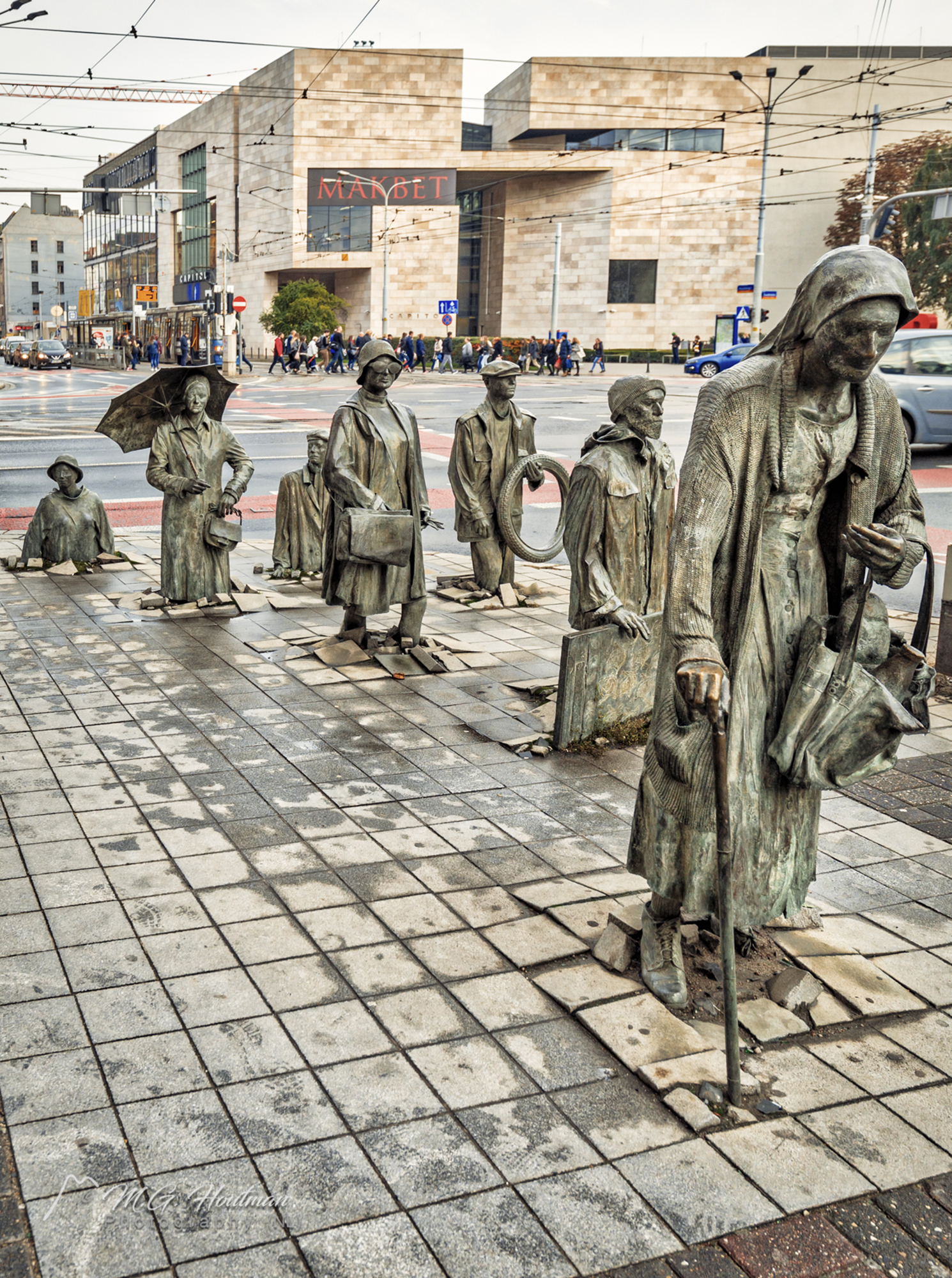 The Anonymous Pedestrian (1) - Wroclaw