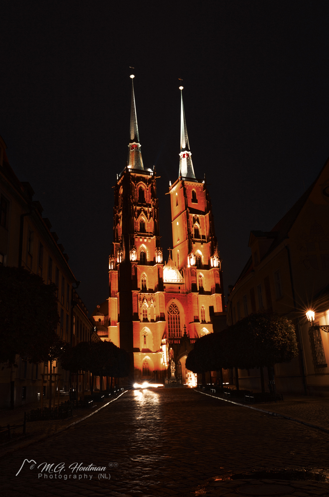 Cathedral of St. John the Baptist - Wroclaw