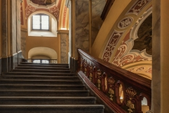 Inside the University of Wrocław