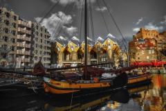 Mooi schip in de Oudehaven - Rotterdam