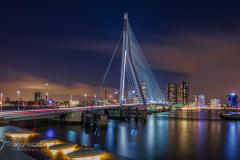 De Zwaan (Erasmusbrug) Rotterdam (NL)