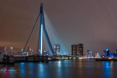 Erasmusbrug (de Zwaan), Rotterdam