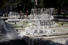 The Singing Fountain - Spievajúca fontána (zvonkohra) - Košice