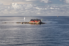 Lighthouse island Bøttø - Goteborg - Sweden