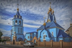 Kerk in Rakoshyno