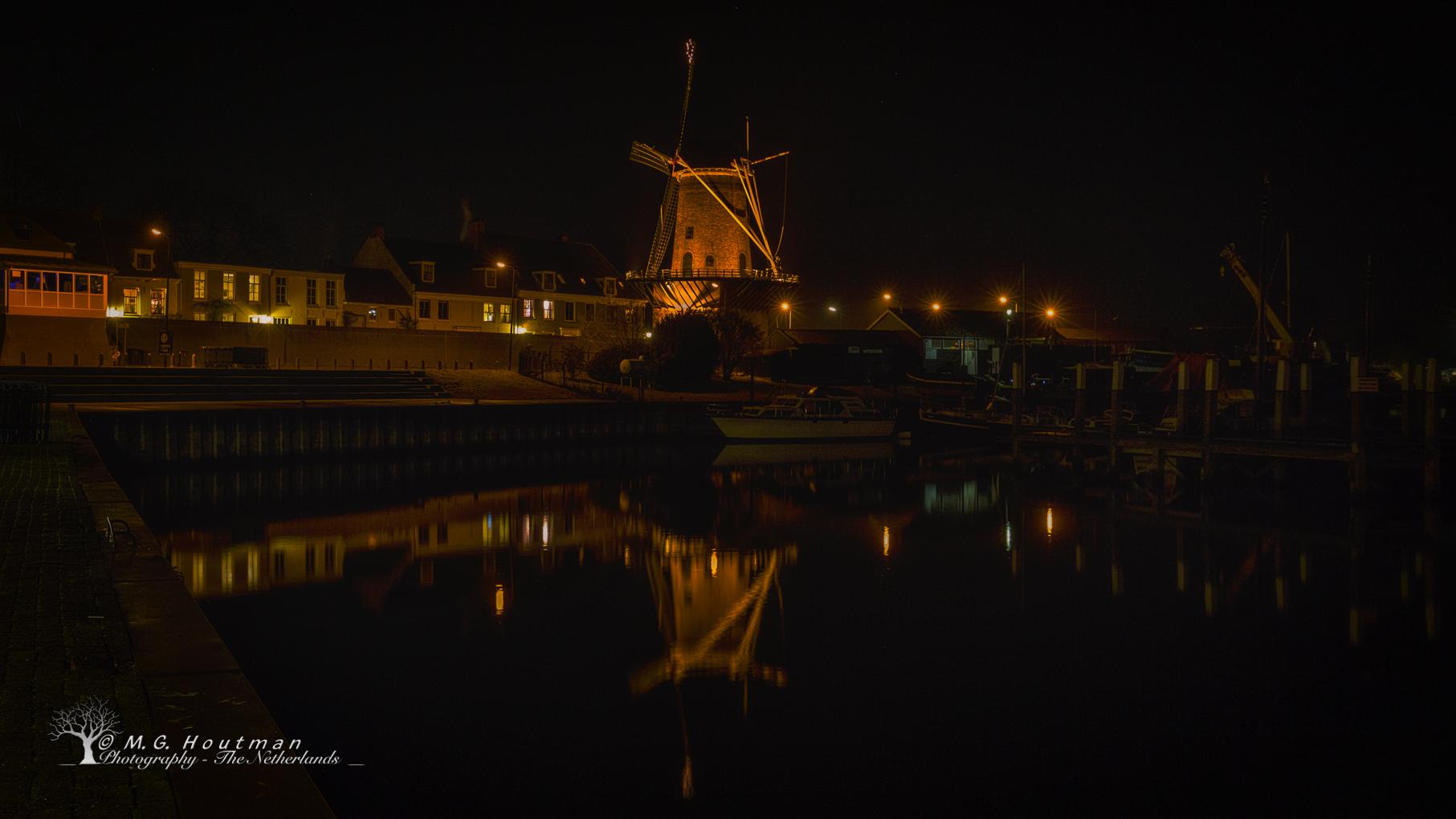 Korenmolen WBD - Rijn & Lek