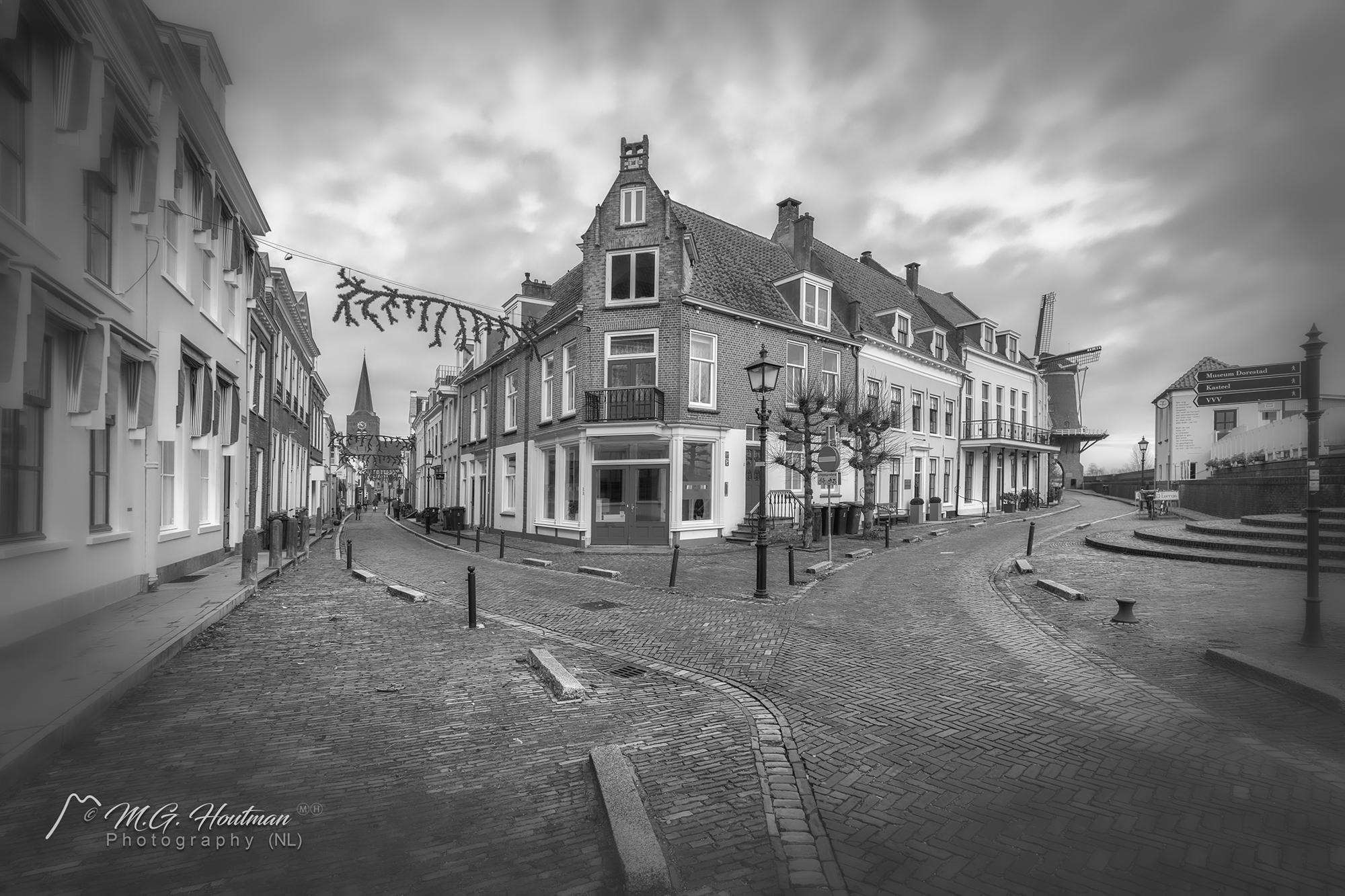 Oeverstraat - Dijkstraat